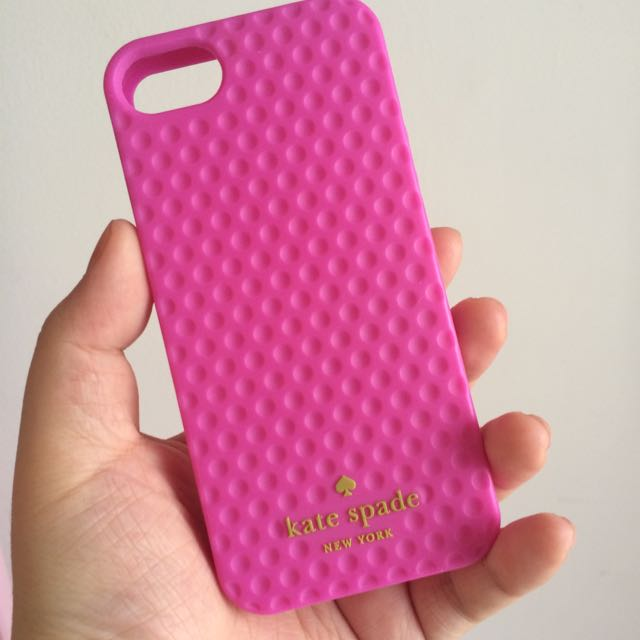 Kate Spade Softcase Iphone 5s