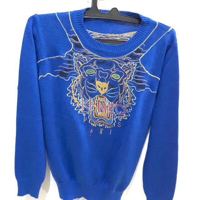 Kenzo Sweater Knit Good Quality