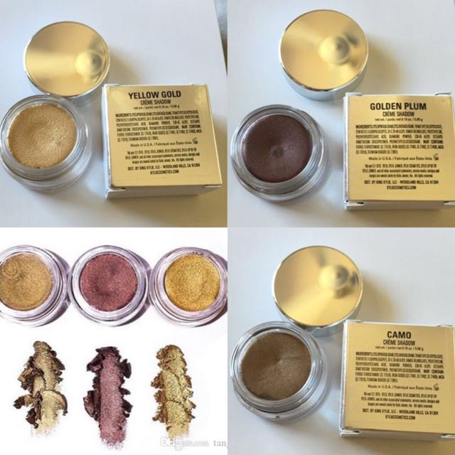 Kylie Creme Shadow