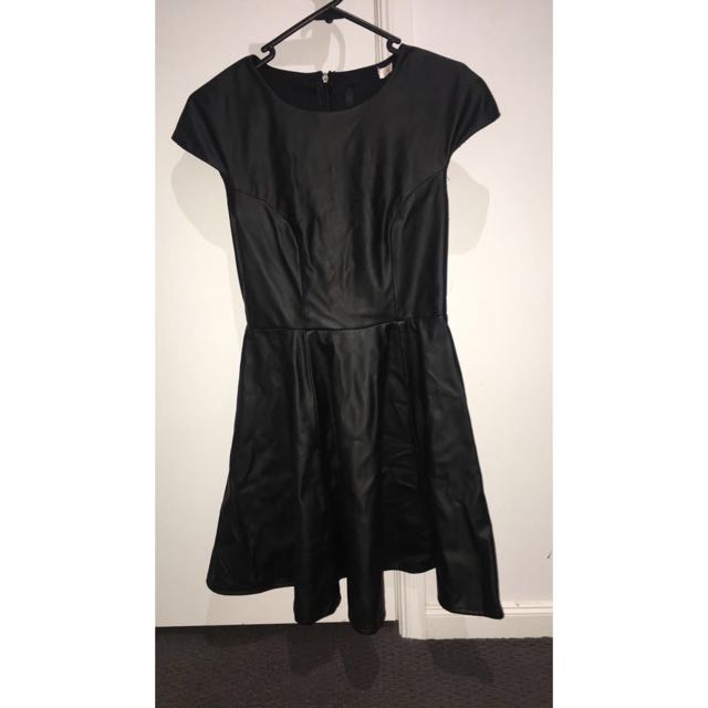 Leather Dress From Venom