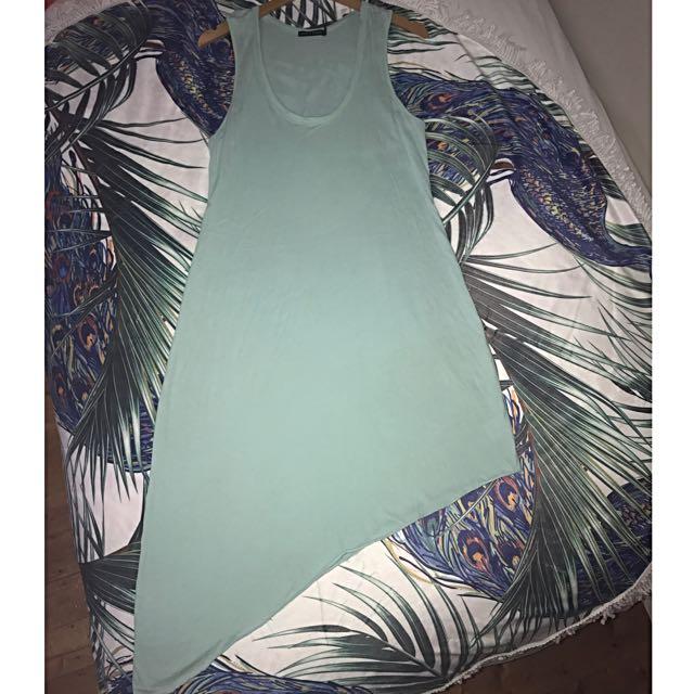 Living Doll Casual Dress - Blue