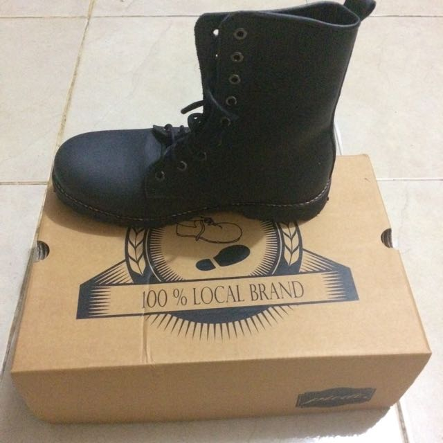 Local Brand Boots Unisex