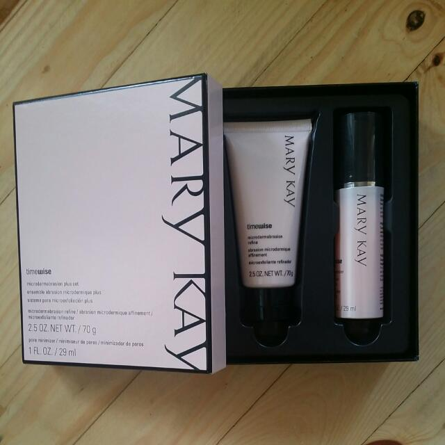MARY KAY SUPER SALE! Timewise Microdermabrasion Plus Set
