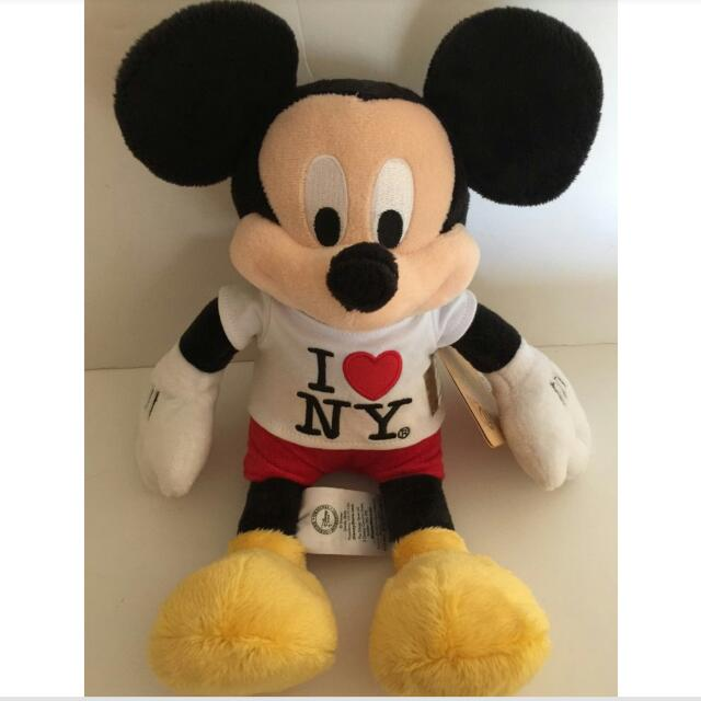 Mickey Mouse Stuffed Toy