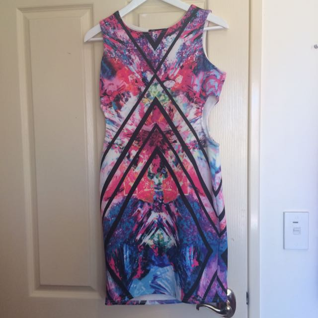 Multicolour Dress