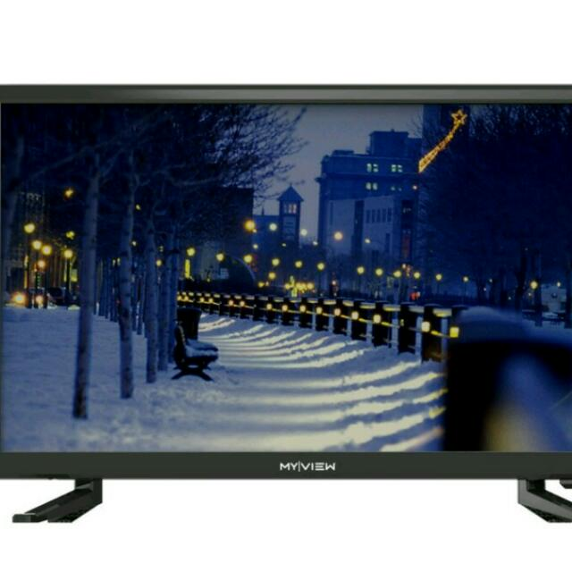 """My View 40"""" Led TV"""
