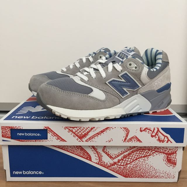 New Balance Riviera Grey Shoes