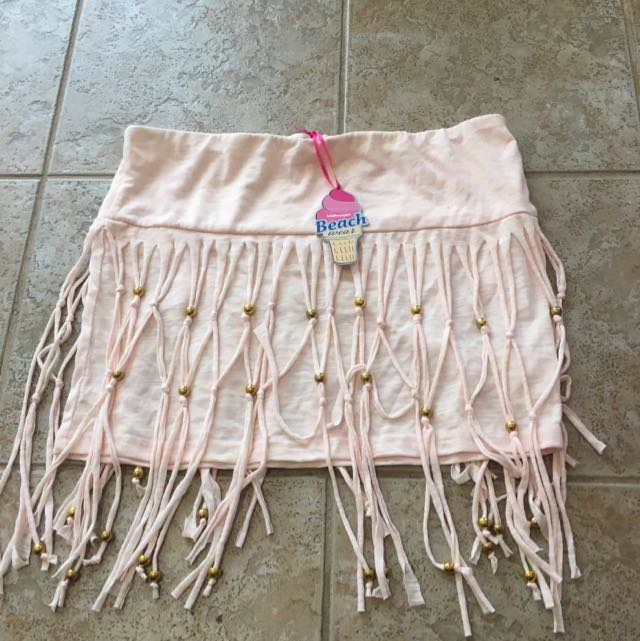 New Beach Skirt Size Large