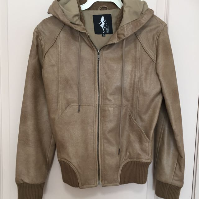 Nude Lucy Camel Jacket