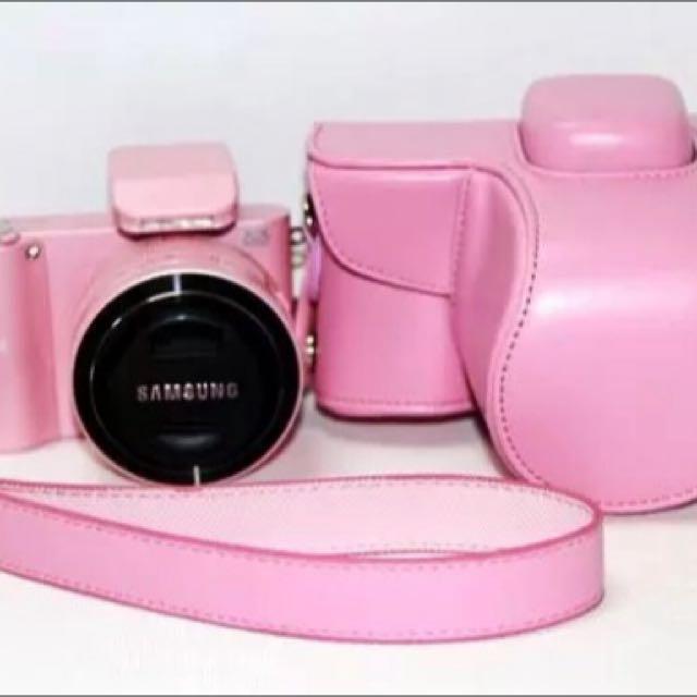 Nx2000 Samsung Camera (pink)