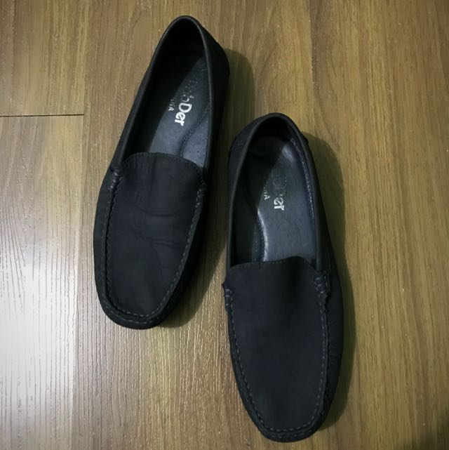 PabDer Midnight Blue Loafers