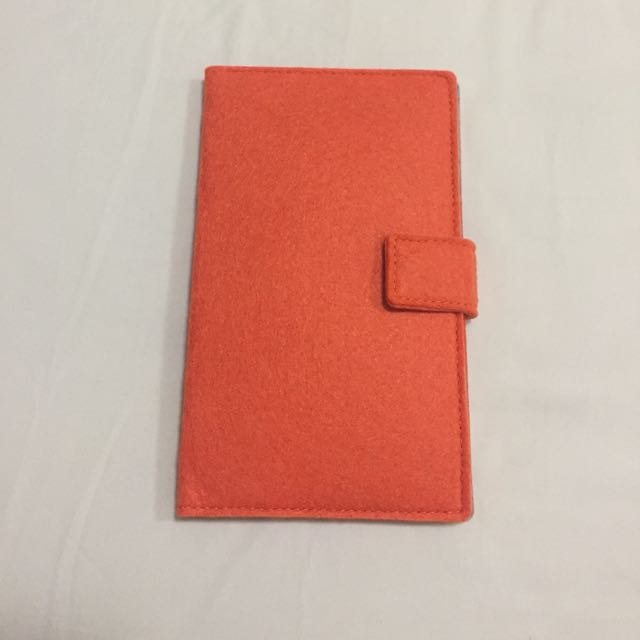 Passport Holder Or Travel Wallet