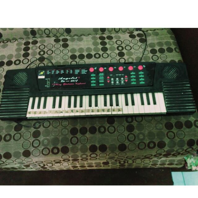 Piano Angelet - Xts