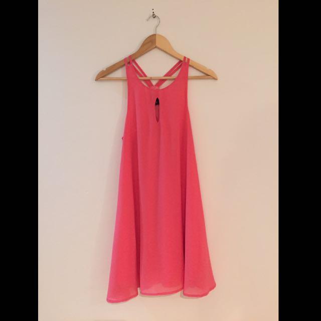 Pink Passion Fusion Dress