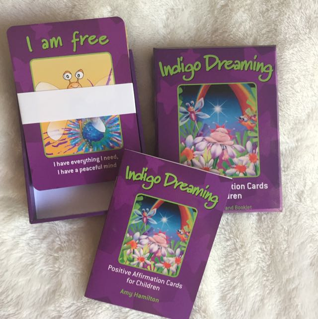 Positive Affirmation Cards For Children