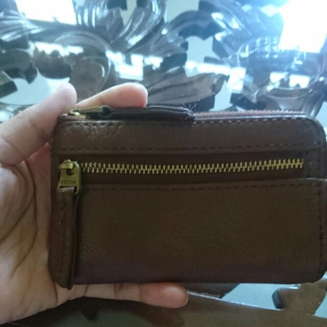 Pouch Fossil Authentic