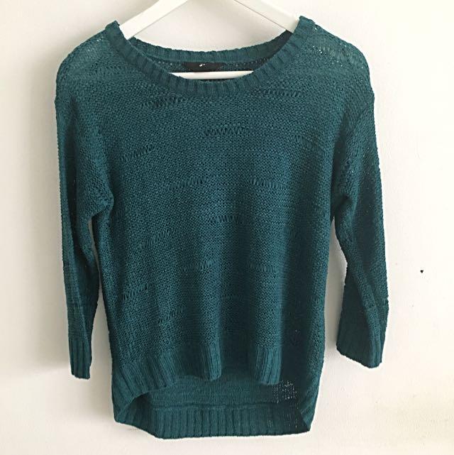 Preloved H&M Knit Pullover