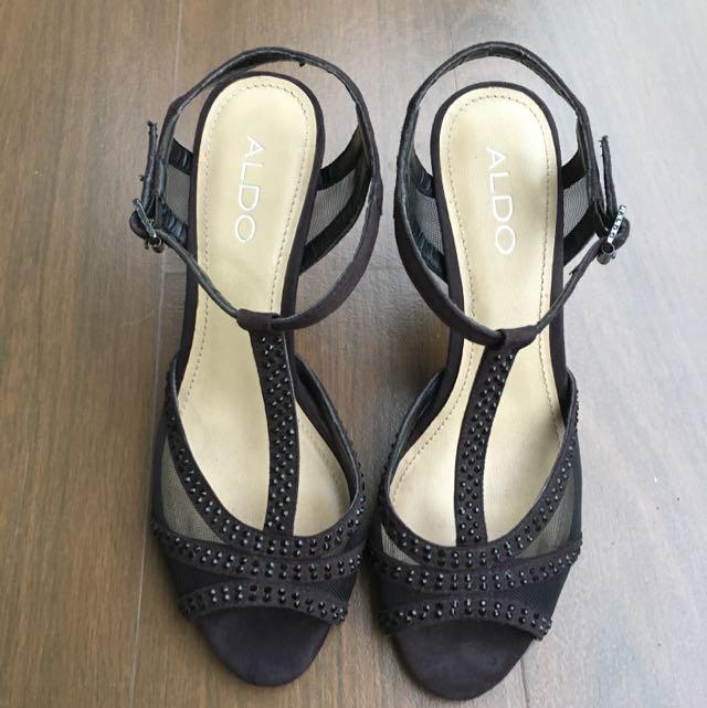 Preloved Party Shoes Aldo