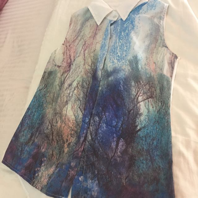 Printed Shirt (No Label)