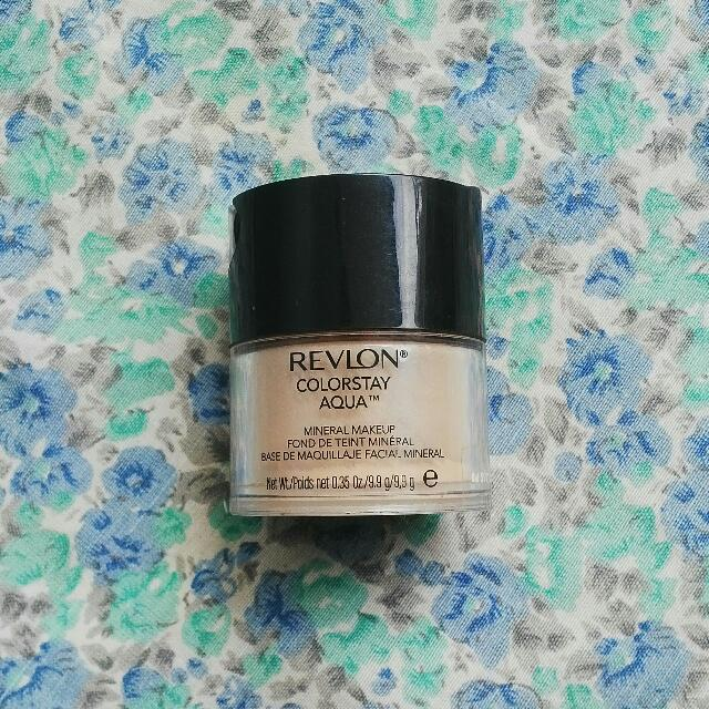 (booked erika.tivarini) Revlon Colorstay Aqua