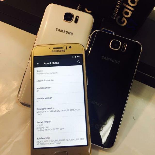 Samsung S7 Prime