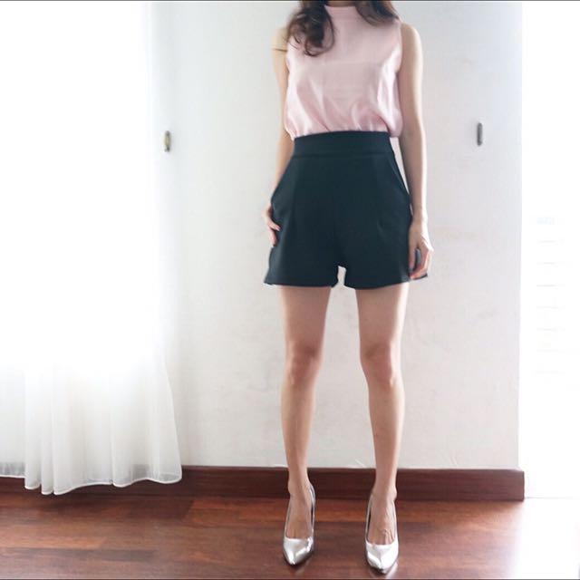 Short Pants Black