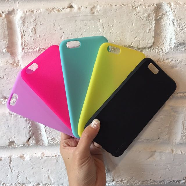SOFTCASE FOR IPHONE 6