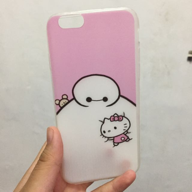 Softcase Iphone 6/6s