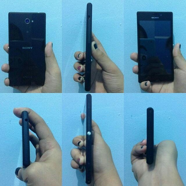 Sony Xperia M2 (Smart Locked)