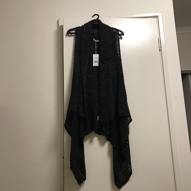Spring Knit Vest