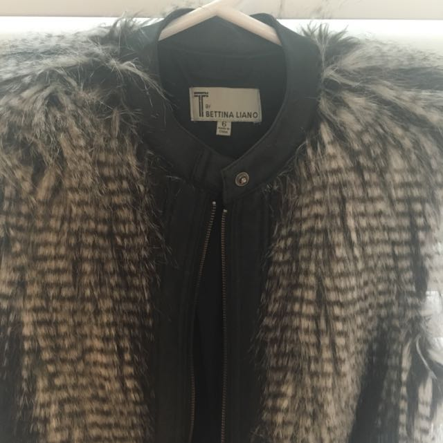 Stylish Bettina Liano Vest