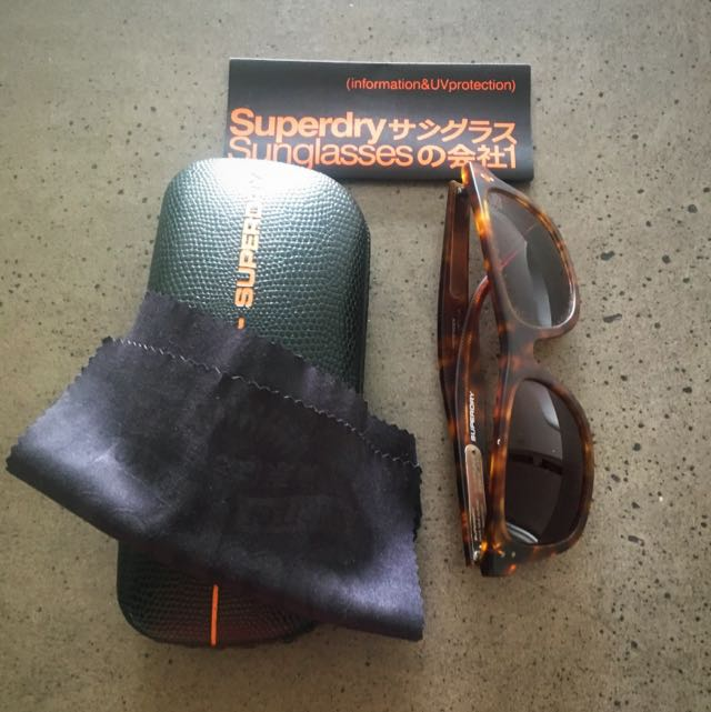 Superdry Tortoise She'll Sunglasses