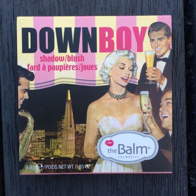 The balm Down Boy Blush