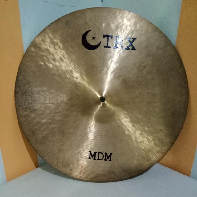 TRX - MDM Crash Cymbal 17'