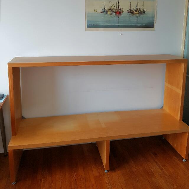Tv Console Or Console Ikea Borgham Furniture Shelves Drawers On