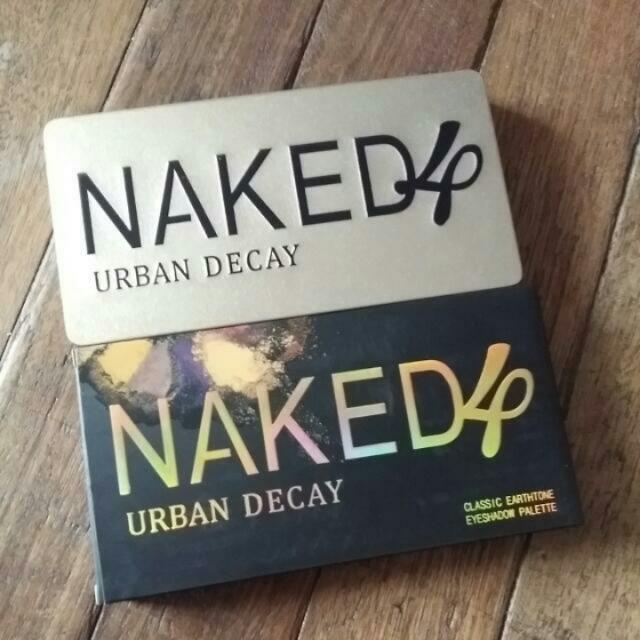 Urban Decay Naked4 Palette