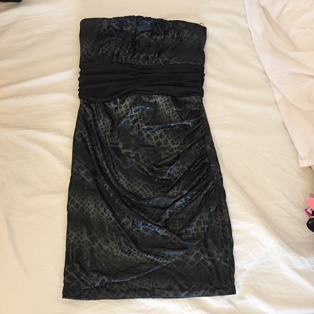 Valleygirl Bodycon Party Dress - S
