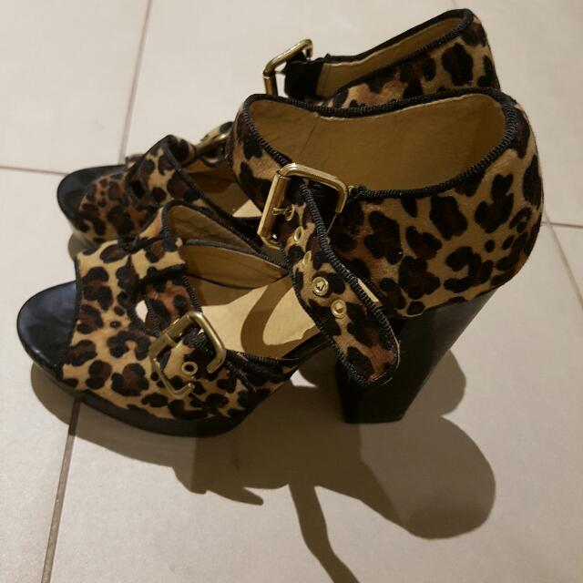 Wedges In Excellent Condition