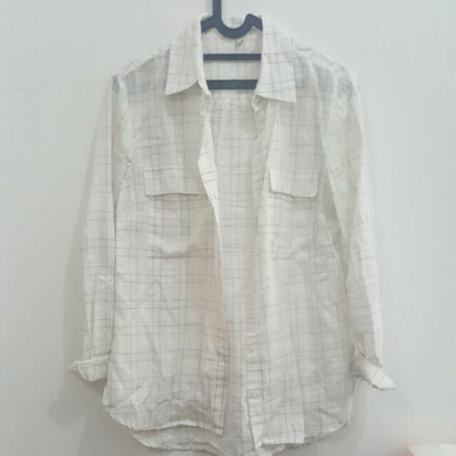 White Shirt Size 36