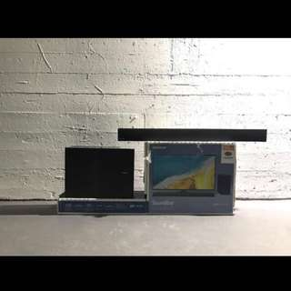 SAMSUNG HW-K650 FLAT 3.1CH SOUNDBAR WITH WIRELESS SUBWOOFER