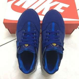 Nike Huarache Run 海軍藍