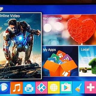 Free Streaming Android TV Box 4k Ready Iptv