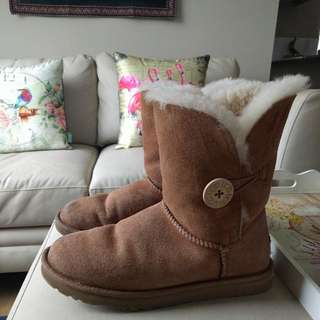 UGG Austraila Bailey Button II Boot