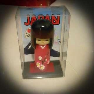 🚚 日本木製人偶娃娃