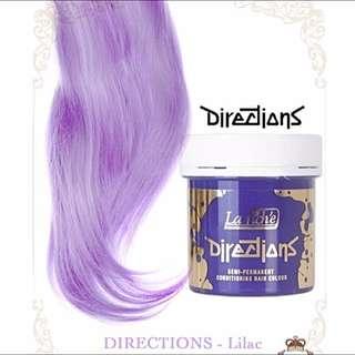 BN La Riche Directions Hair Dye in Lilac