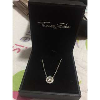 Authentic Thomas Sabo Necklace