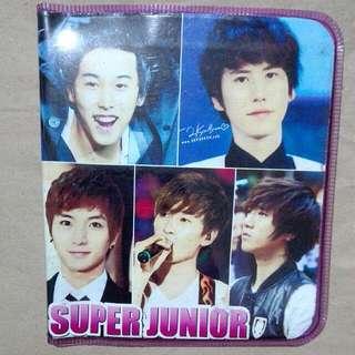 Super Junior Wallet FREE