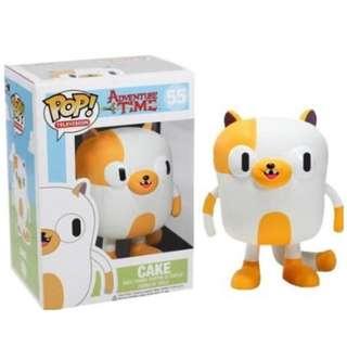 Adventure Time Pop Funky Figure - Cake