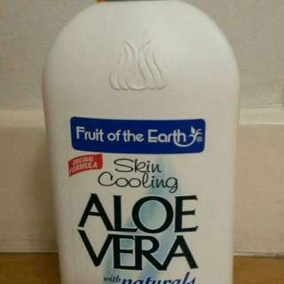Fruit Of The Earth Lotion