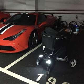 4moms嬰兒推車(201611月購入)付眾多配件